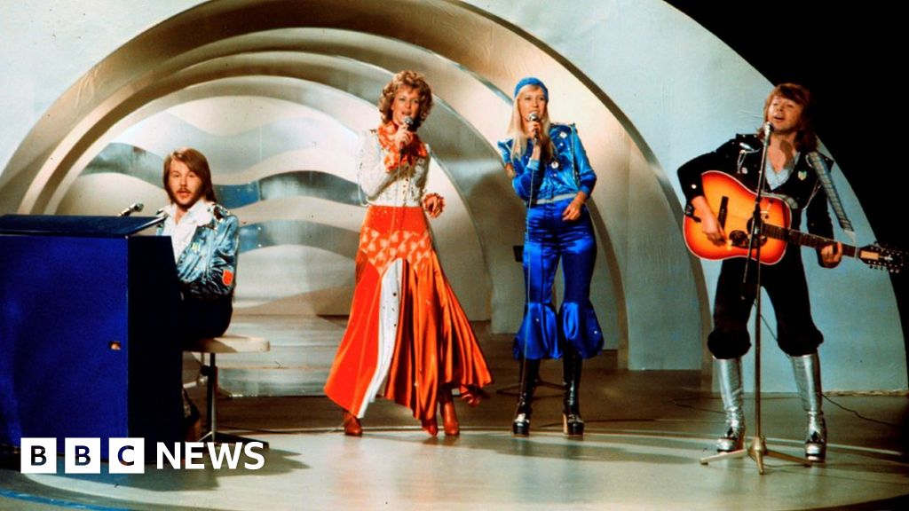 Abba: Why the UK gave the Swedish band 'nul points' at Eurovision