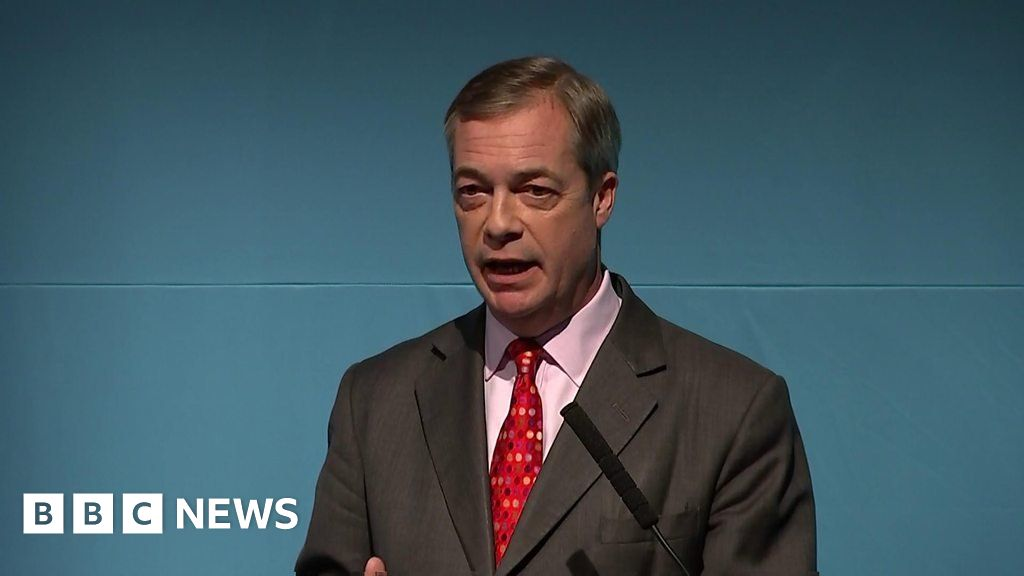 Farage: Brexit will be just the beginning thumbnail