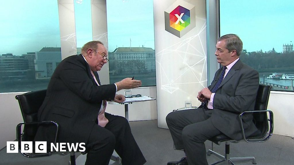 General Election 2019: Nigel Farage s interview fact-checked