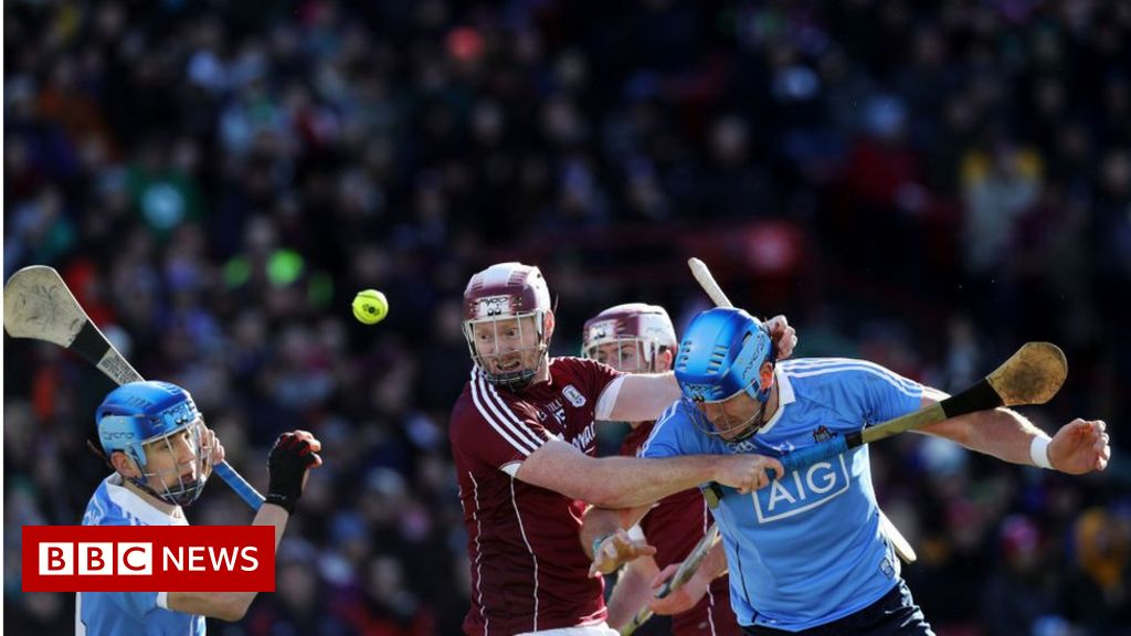 How the Irish sport of hurling came to the US