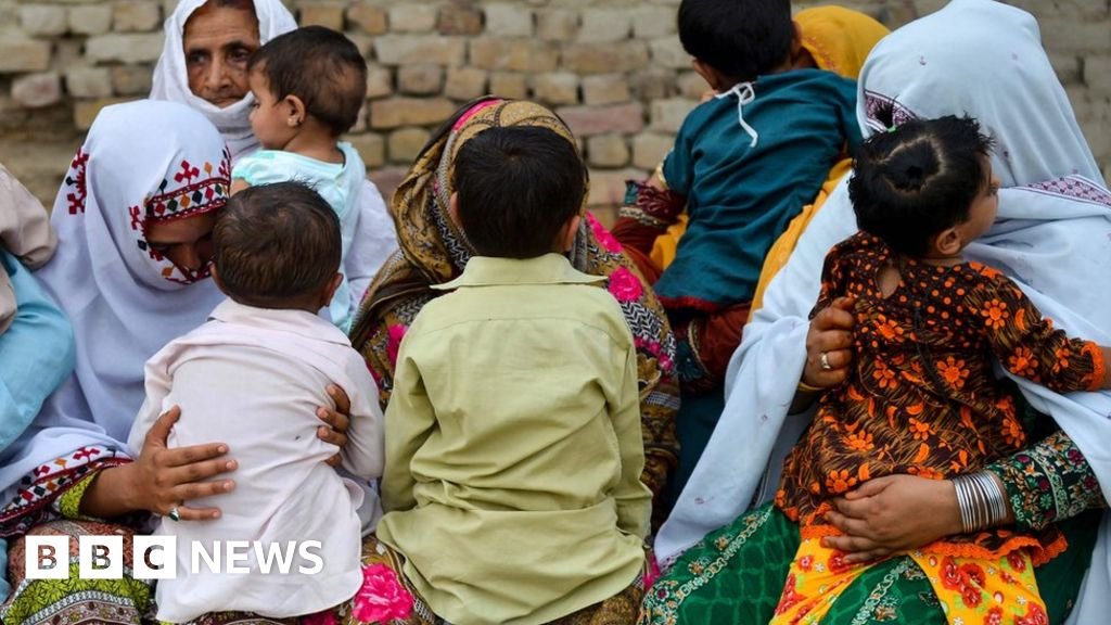 HIV outbreak hits children in Pakistan