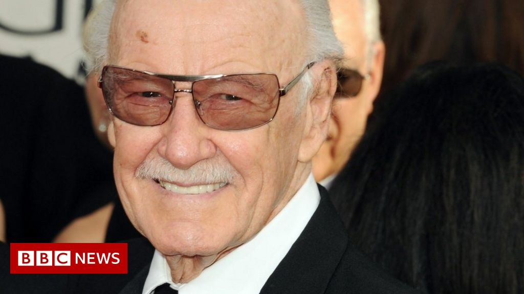 Marvel's Stan Lee dies aged 95