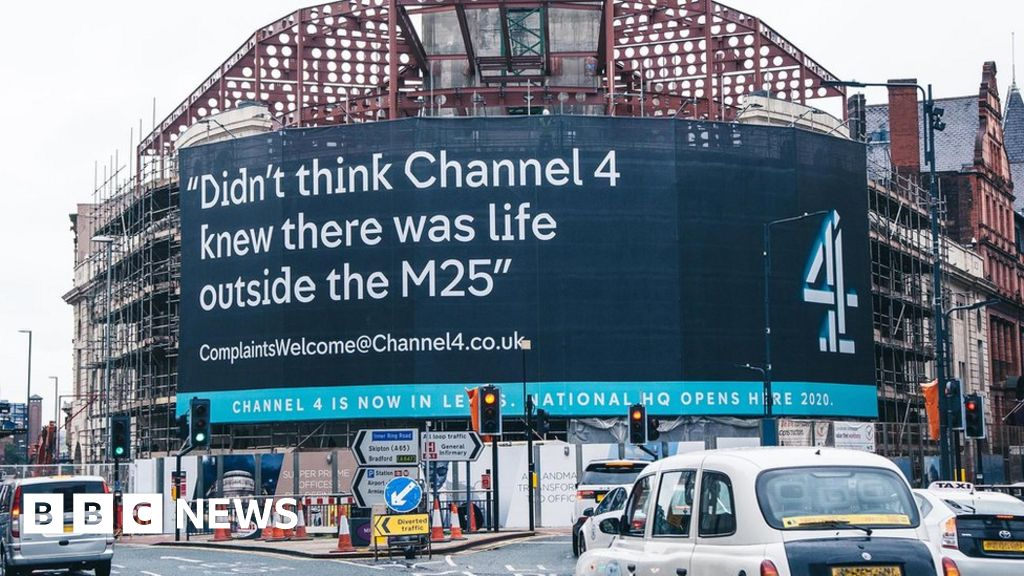 Channel 4 move makes Leeds the new media city