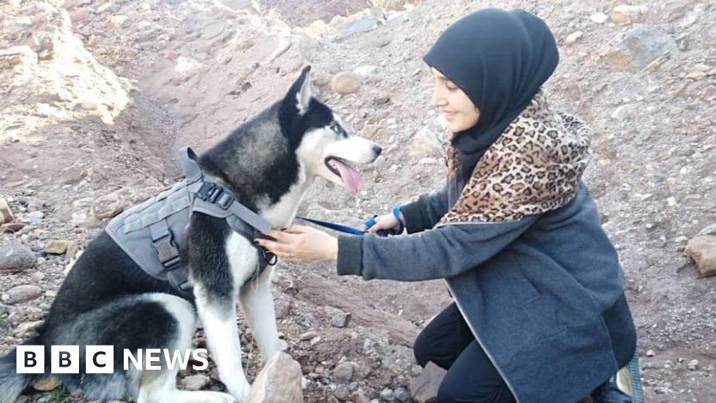 Afghan sports coach says that you shot flee after dog