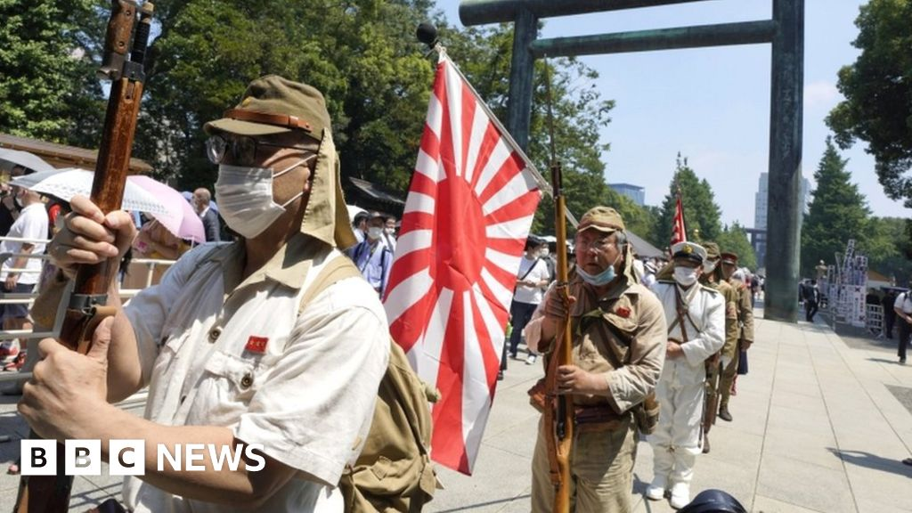 VJ Day: Japan marks 75 years since end of WWII