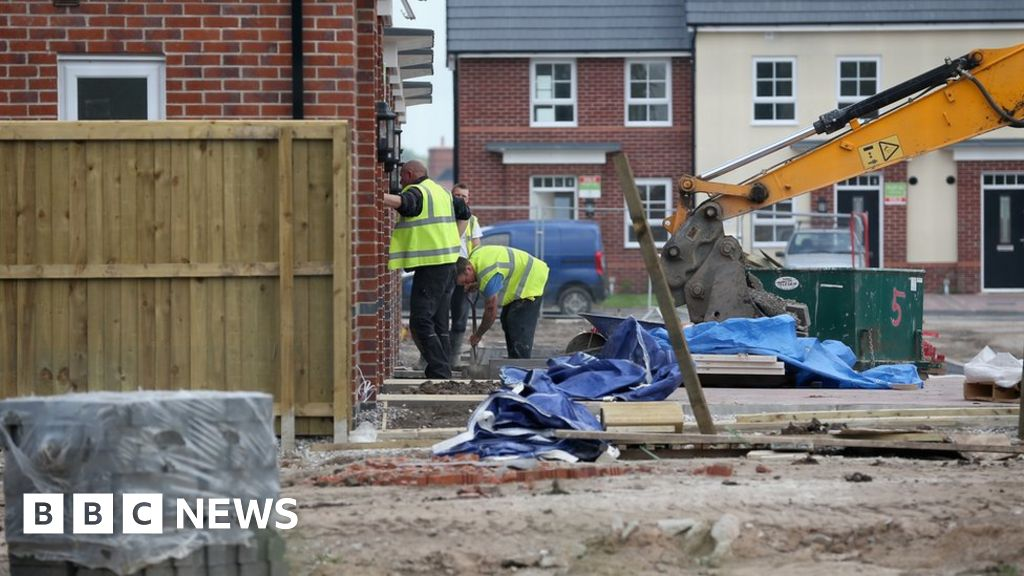 New homes to get 'automatic' planning permission