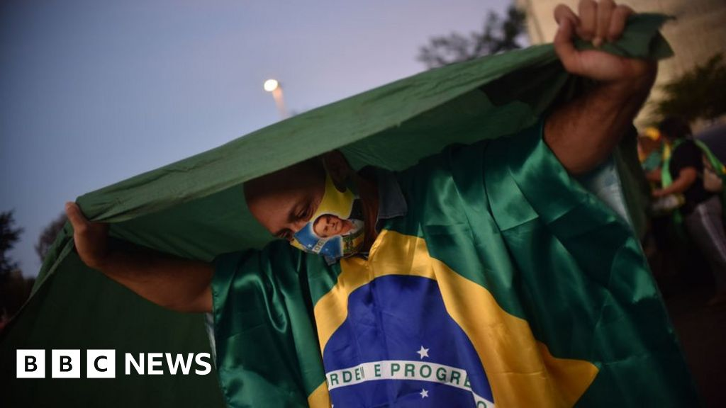 How pandemic turned political in Brazil thumbnail