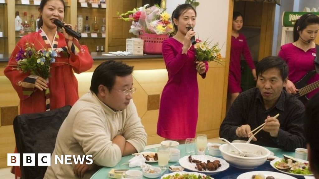 North Korean Restaurant Defectors Were In China And Left Legally Bbc News