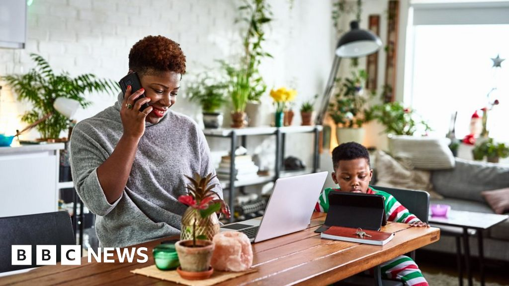 Remote work: Will Big Tech go from work to home?