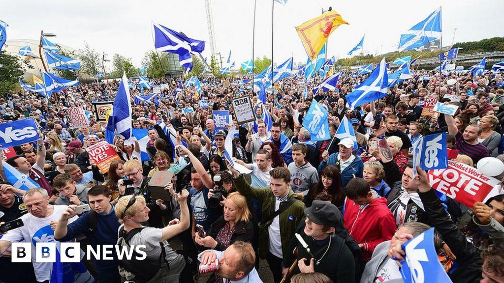 Indyref2: Scottish independence referendum unlikely before 2024 - Gove