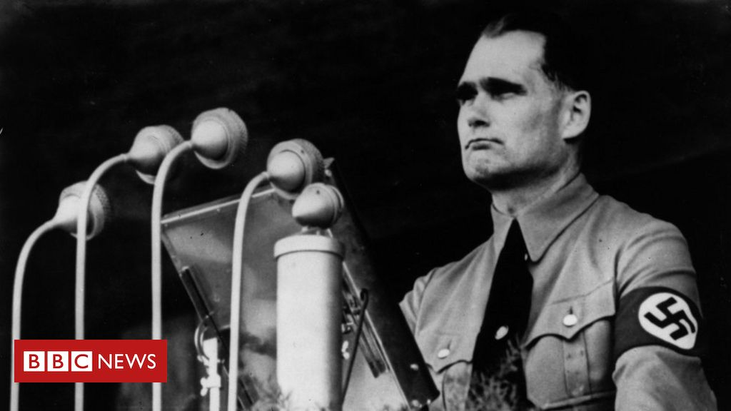 How Britain supported the early release of Rudolf Hess