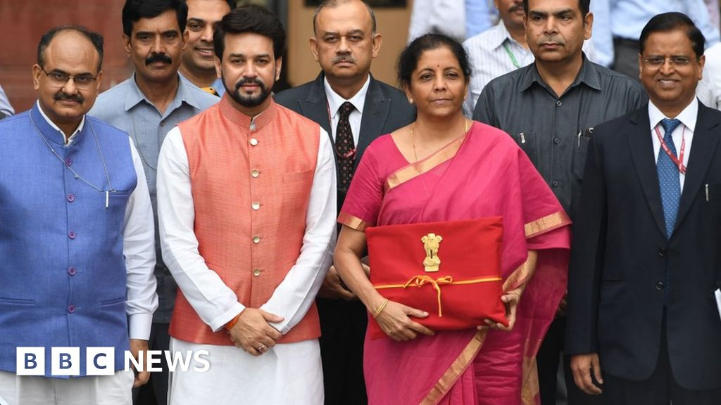 Nirmala Sitharaman India Finance Minister Ditches Colonial