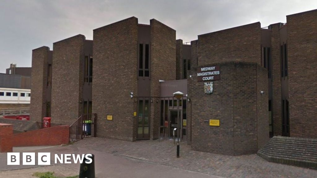 Dartford man charged as pistol and ammo found in gym locker