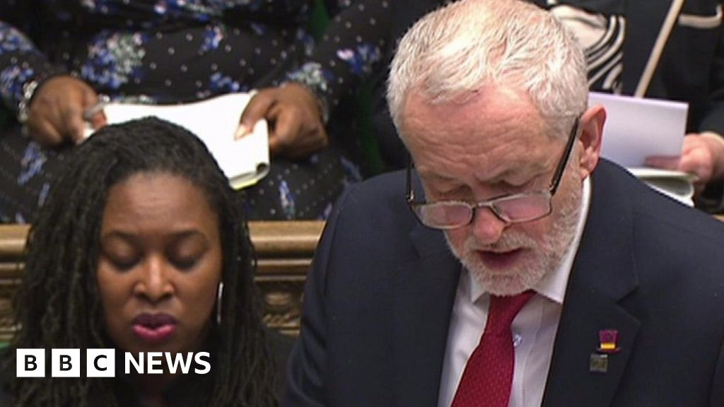 PMQs: Corbyn asks May about UK role in Yemen war