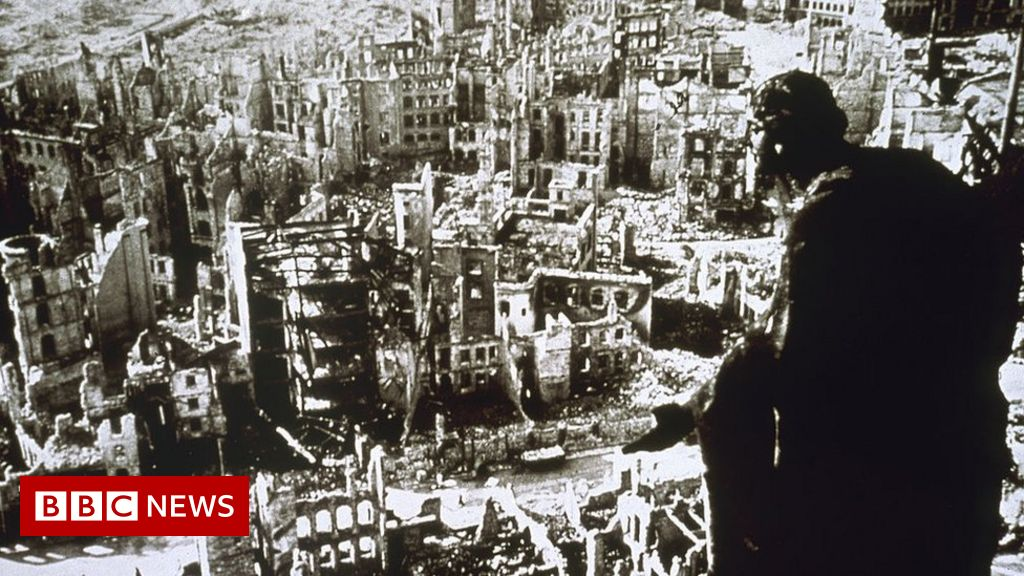 Dresden: The world war Two bombing 75 years on