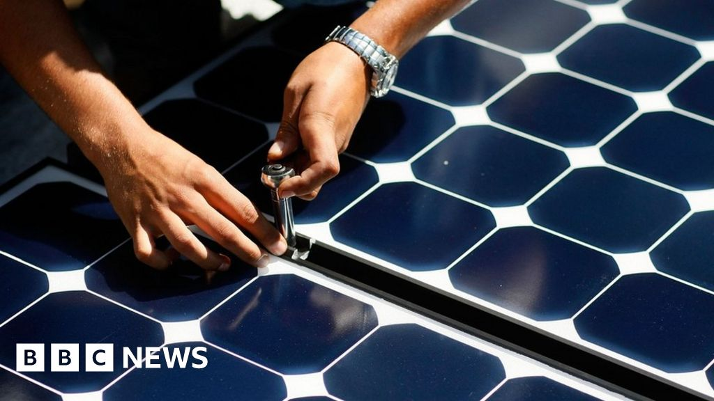 Google launches solar power service in UK