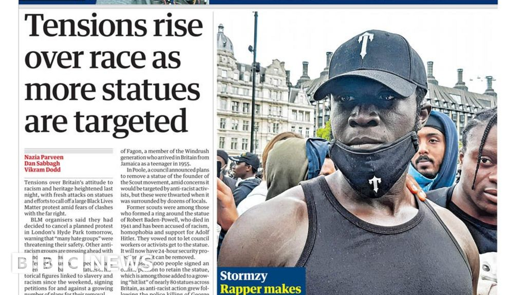 """Headlines: racial  tensions,  in and out boundary """"U-turn"""""""
