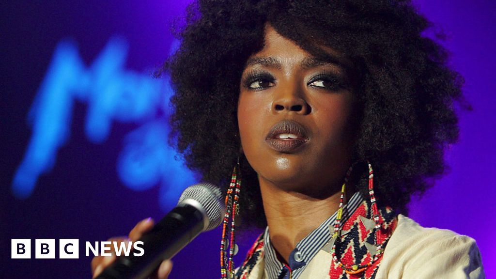 Why Lauryn Hill still has the Ex Factor - BBC News