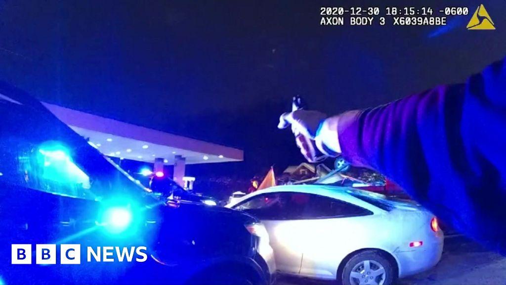 First Minneapolis police death since George Floyd captured on bodycam