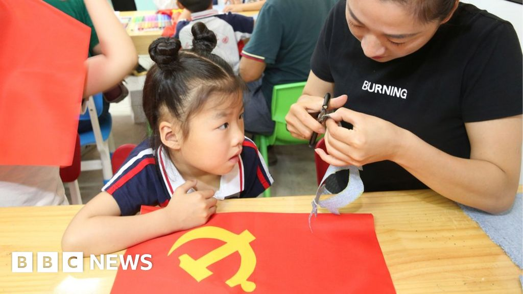 China anniversary: How the Communist Party runs the country thumbnail