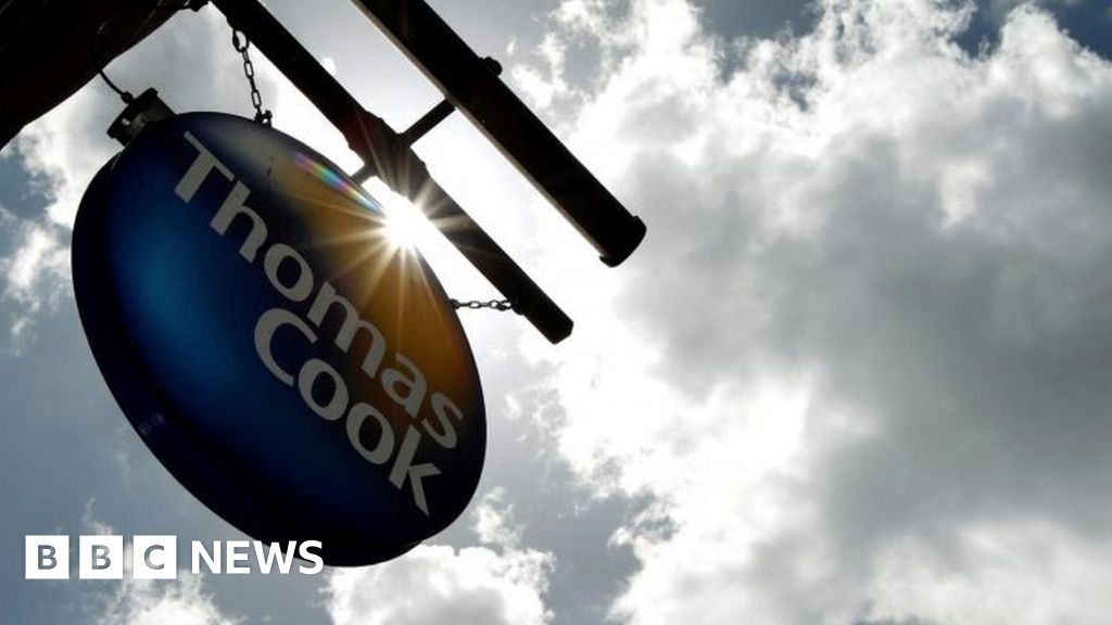 Thomas Cook's 555 shops to be bought by rival