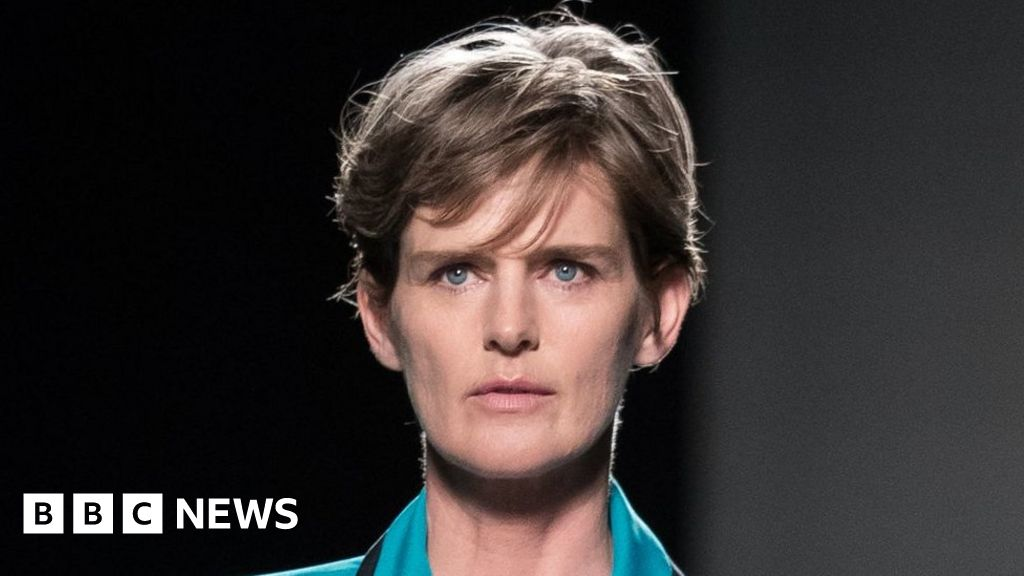 Stella Tennant: Family confirms model's death was suicide