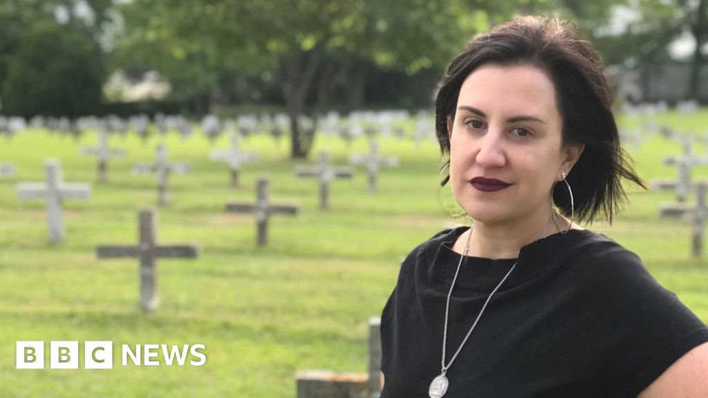 The woman who watched 300 executions