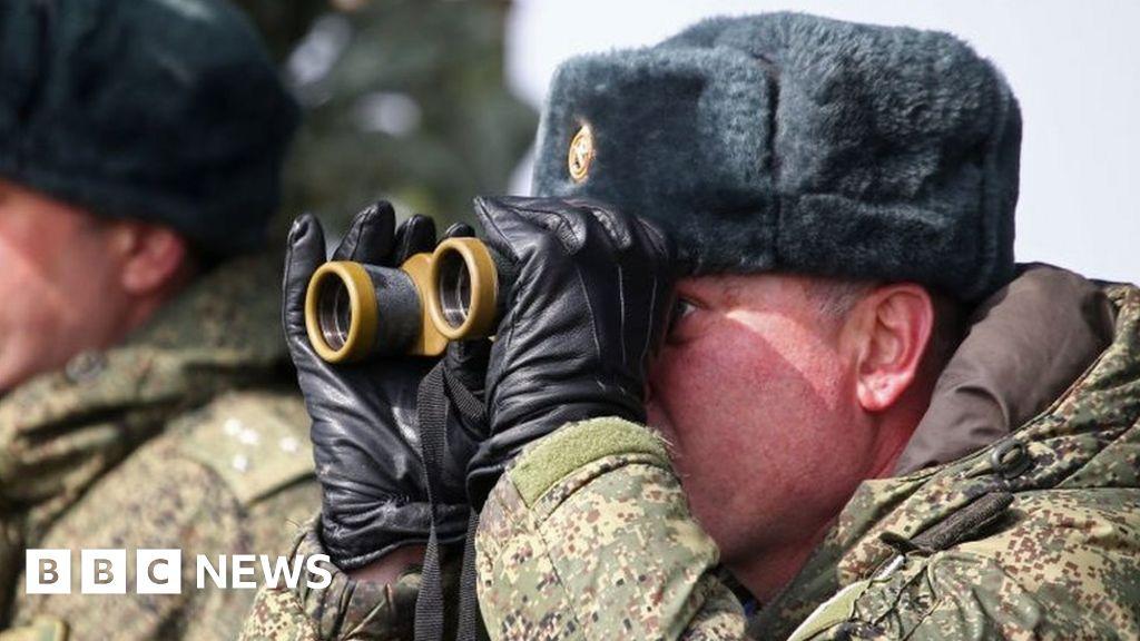 Russia Ukraine conflict: Fact-checking Russian TV's Ukraine claims