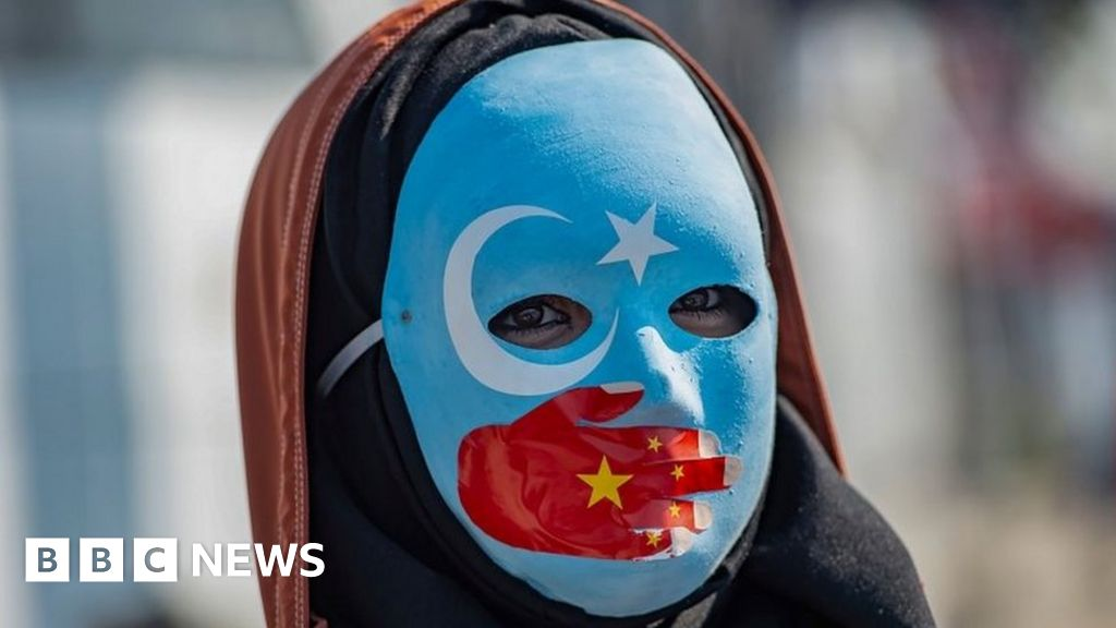 US blacklists China organisations over Xinjiang 'Uighur abuse'