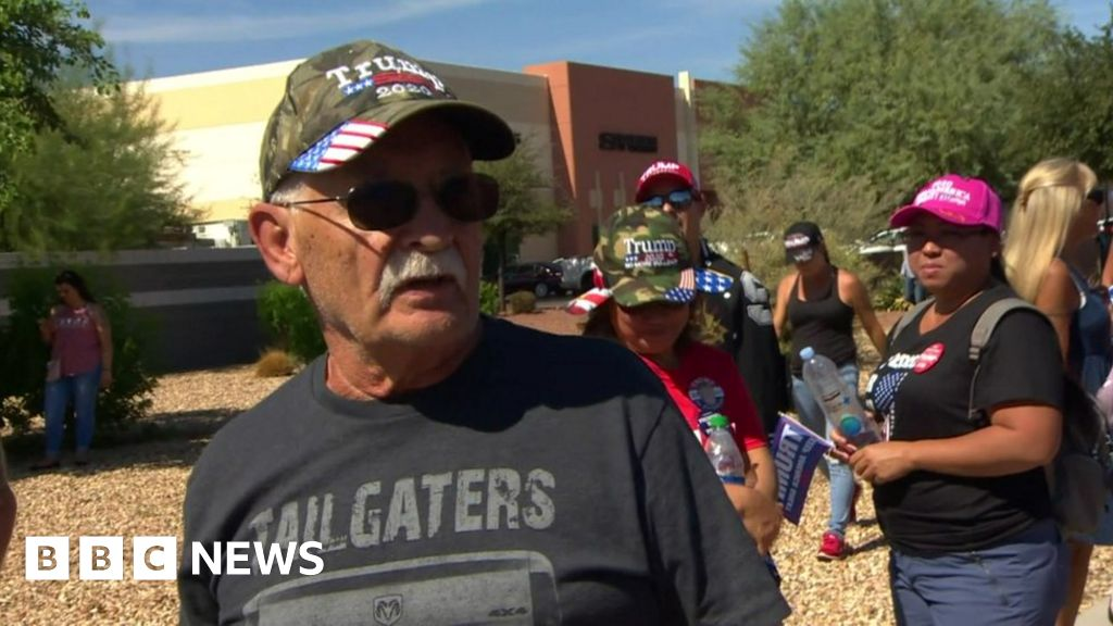 US Election 2020: Why Arizona matters so much to Trump and Biden