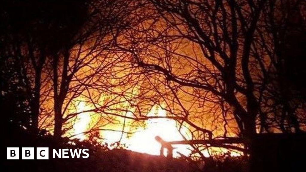Koch glitsch factory fire 39 was started deliberately 39 bbc for Koch glitsch