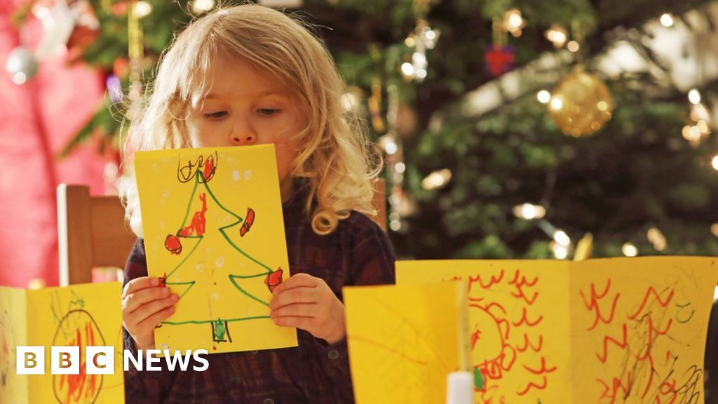 , Christmas cards 'even more poignant' this year, Saubio Making Wealth