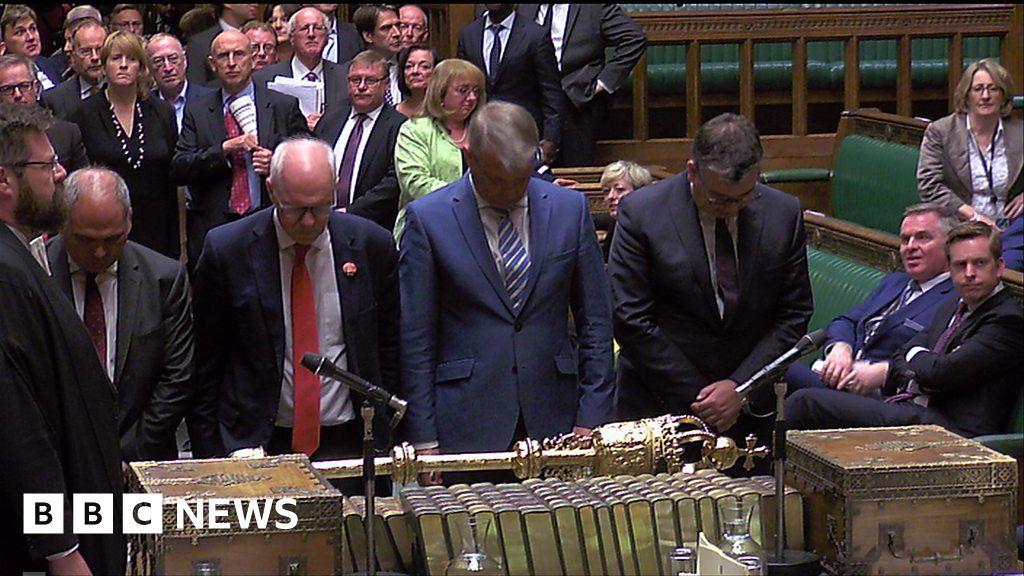 Operación Yellowhammer: El gobierno británico pierde la votación en el parlamento [ENG]