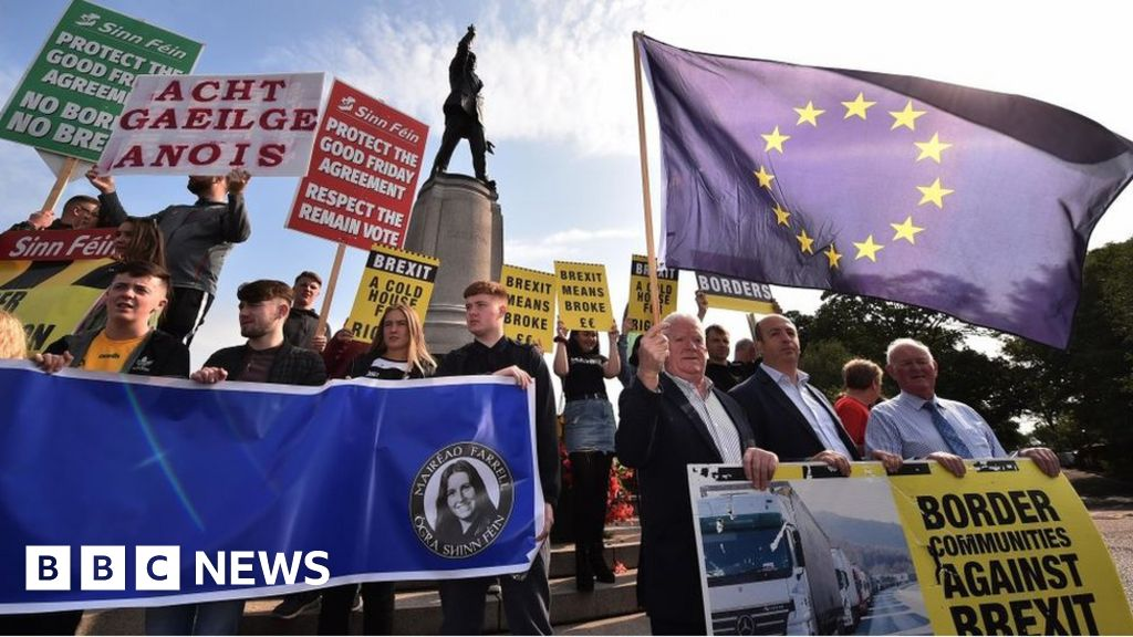 No-deal Brexit: What is direct rule?