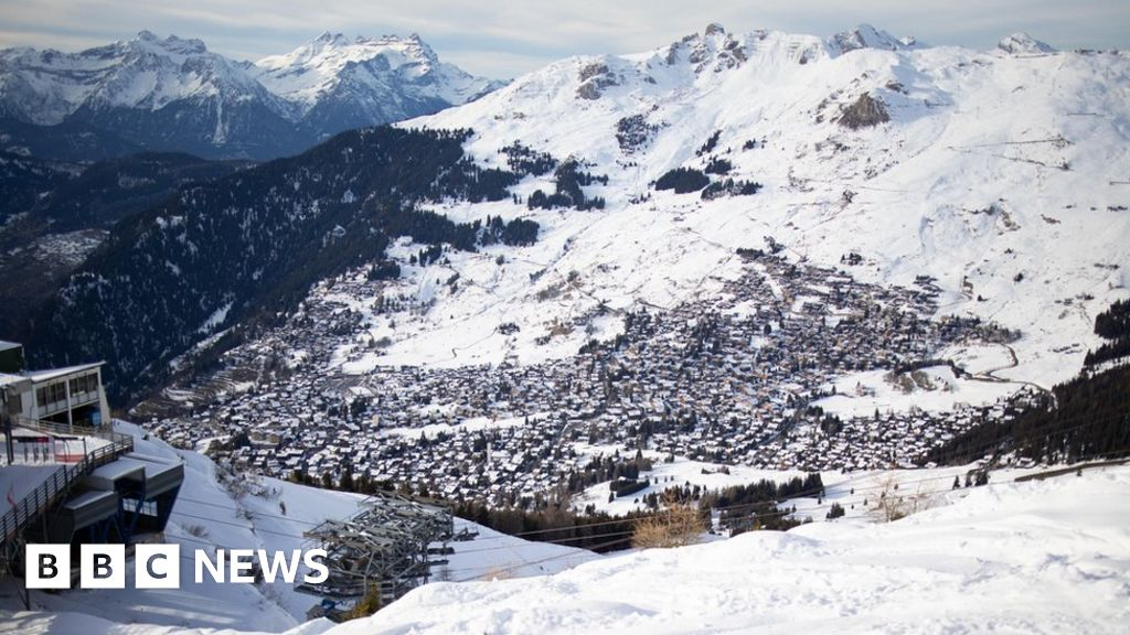 Jamie Clark: Doncaster man killed in Swiss Alps avalanche