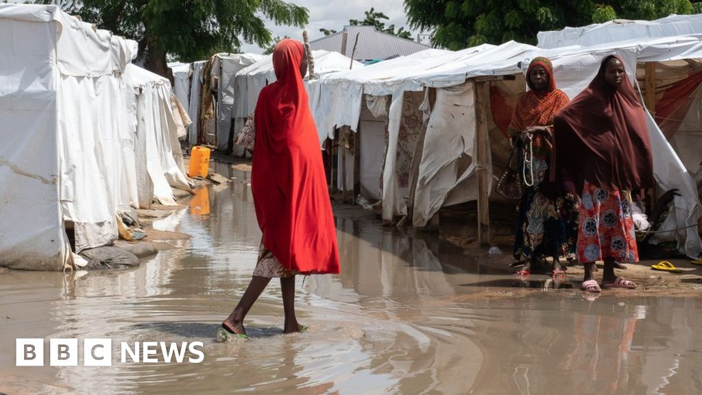 Refugees at 'increased risk' from extreme weather