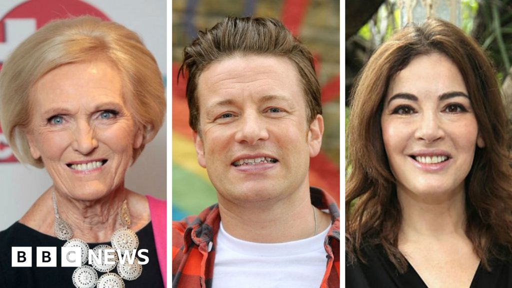 Five Times That Tv Chefs Caused A Stir - Bbc News-8864