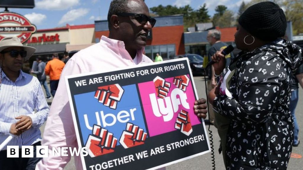 Uber and Lyft drivers are employees, says US judge