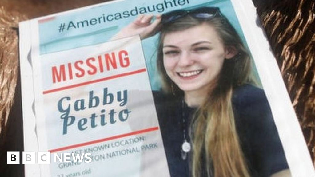 Gabby Petito: Body found in Wyoming is missing 'van life' blogger - BBC News