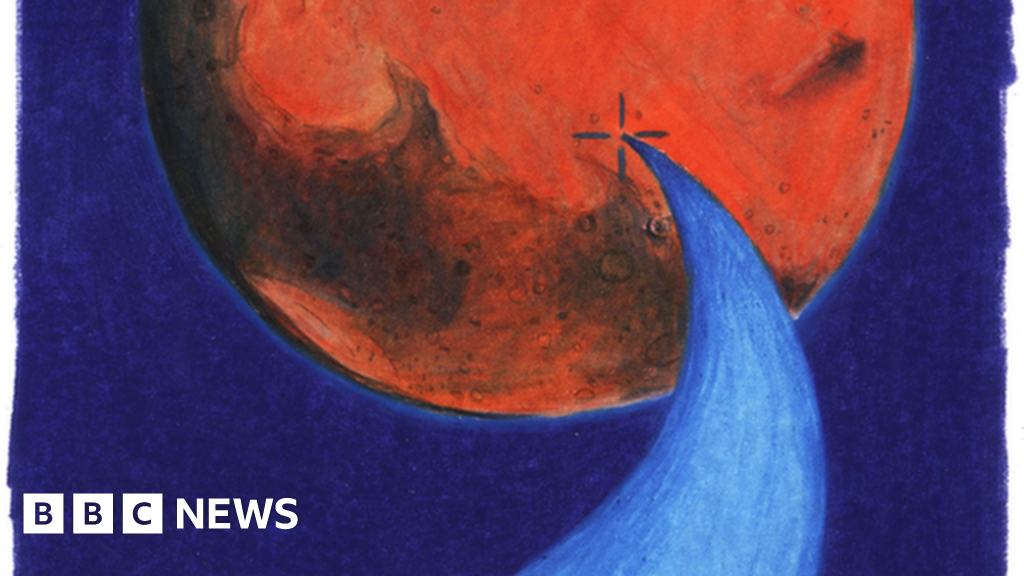 bbc news on mars landing - photo #9
