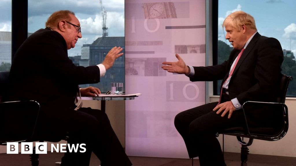Andrew Neil talks Brexit in new BBC Two show