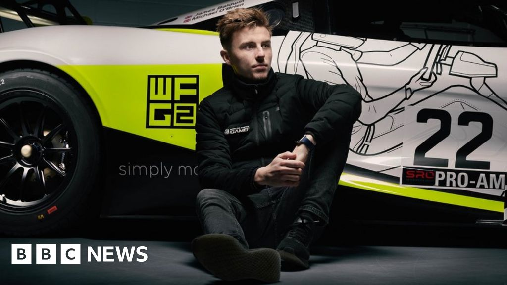 From the world's fastest gamer to real life racer thumbnail