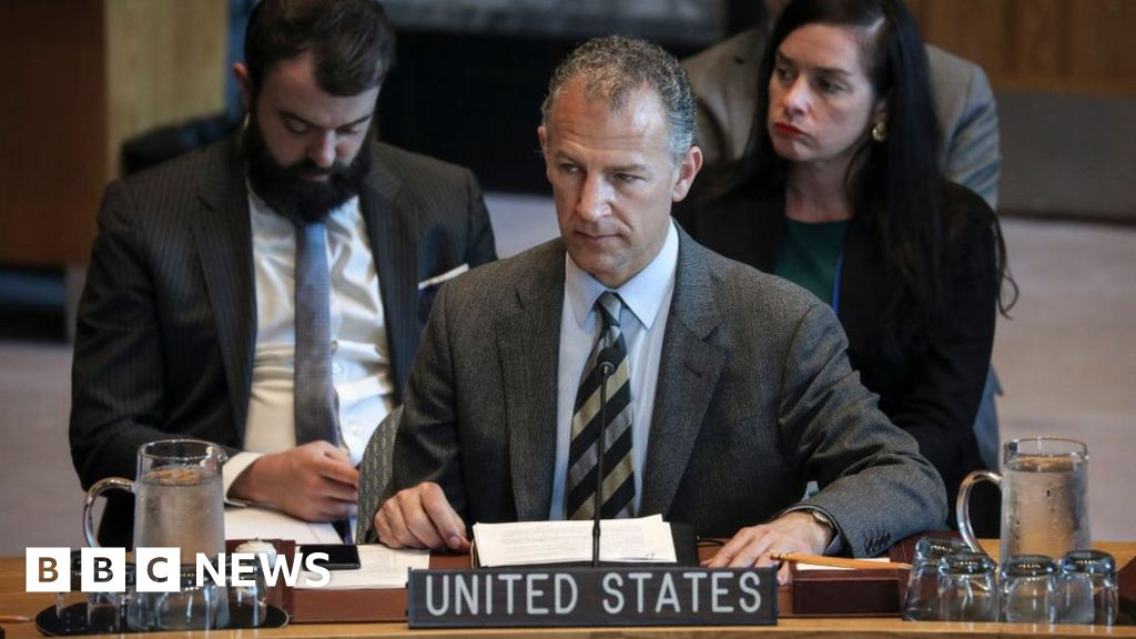 US dilutes UN rape-in-conflict resolution thumbnail