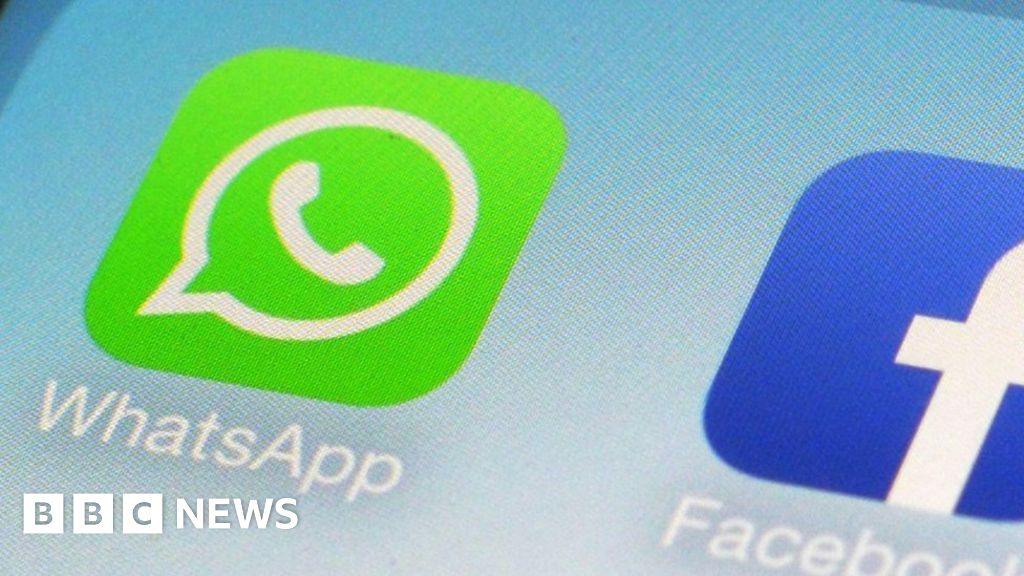 WhatsApp users to receive adverts - BBC News