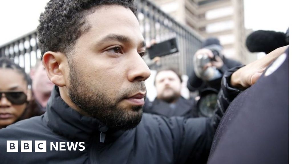 Jussie Smollett suspended from 'Empire' TV show