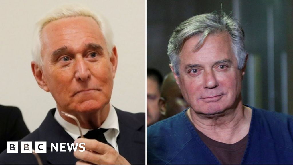 Trump pardons: Paul Manafort, Roger Stone and Charles Kushner granted clemency