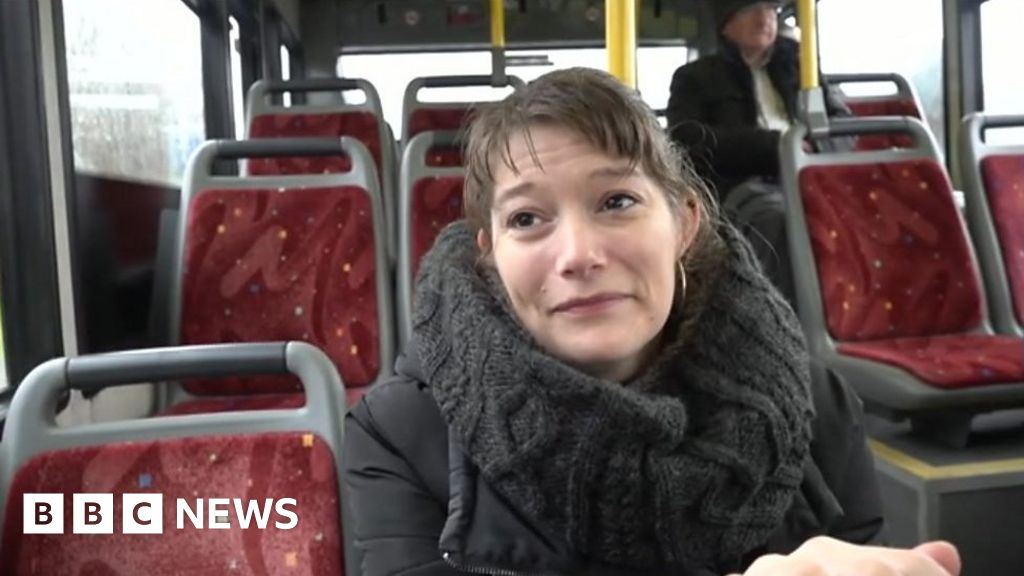 Under-threat bus service loss would impact local lives