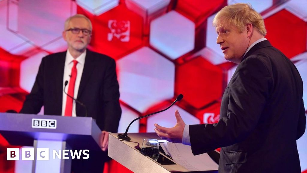General election 2019: Corbyn and Johnson TV debate fact-checked