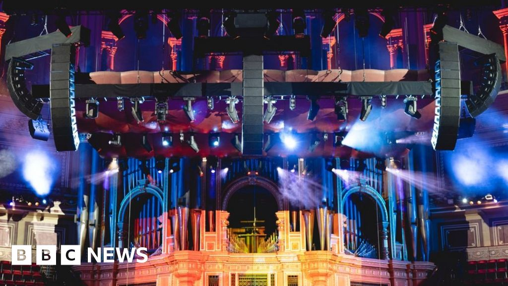 Sound now 'equal' inside Royal Albert Hall