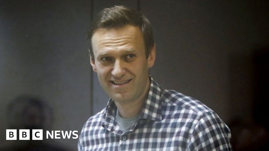 """Critic Navalny Putin """"can die within a day,"""" doctors say"""